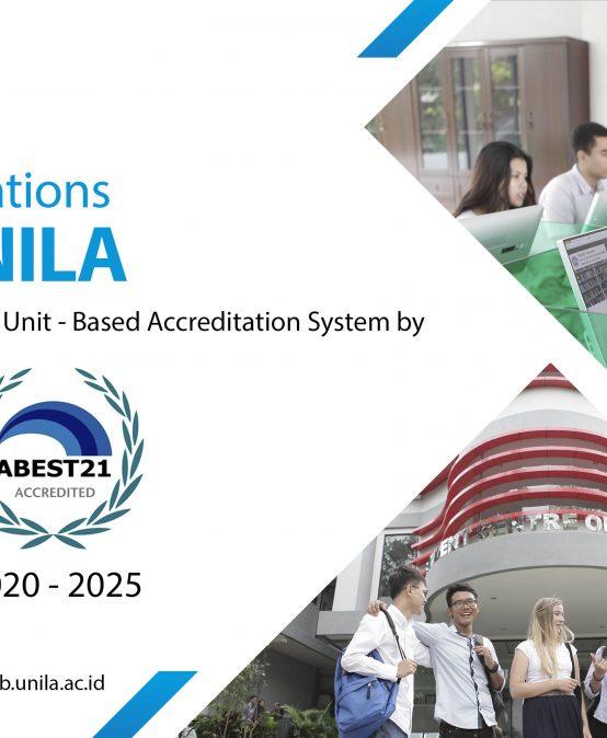 Seluruh Program Studi FEB Unila Raih Akreditasi Internasional Abest21